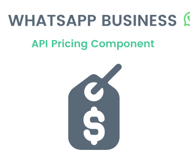 WhatsApp Business API Pricing Component