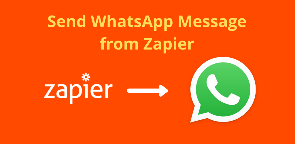 zapier whatsapp integration