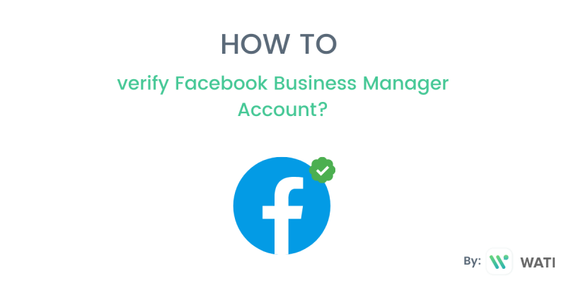How to verify Facebook Business Manager Account?