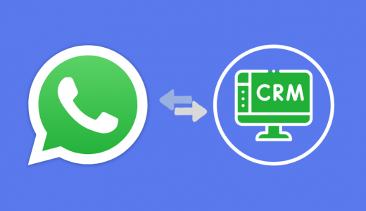 CRM with WhatsApp