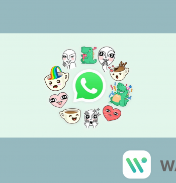 WhatsApp Chatbot with stickers