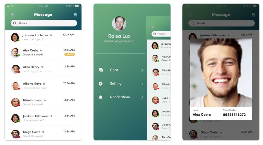 Showing how Whatsapp business on multiple devices can be done.