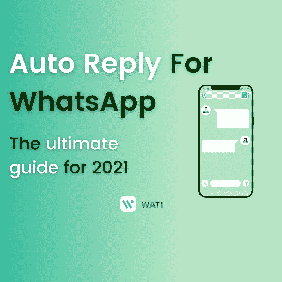 How to enable Auto reply for WhatsApp